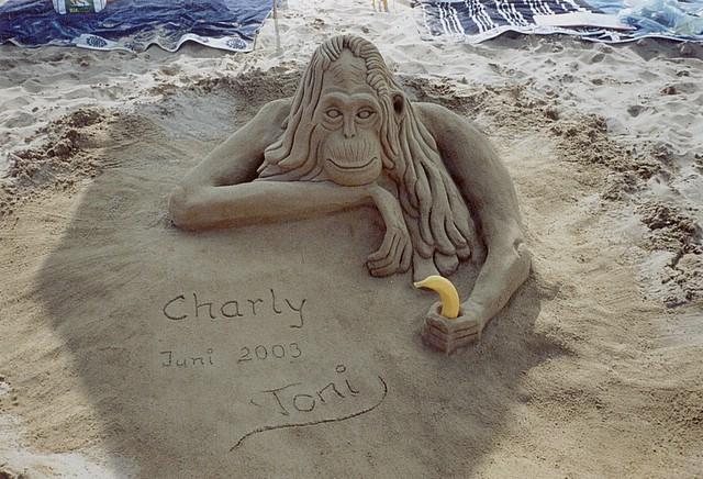 abbastanza Sculture di sabbia 2006 by ''Toni'' MX53